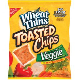Nabisco Veggie Flavored Toasted Wheat Thins Chip - 1.75oz