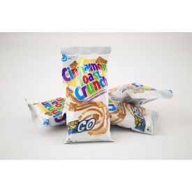 General Mills Cinnamon Toast Crunch Cereal Single Serve Packs 1oz.