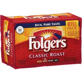 Folgers Classic Roast Ground Coffee 11.3oz.