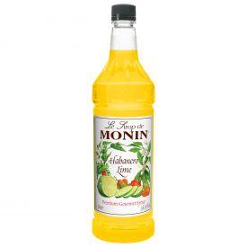 Monin Habanero Lime Syrup 33.8oz