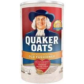 Quaker Oats Old Fashioned Oats 42oz