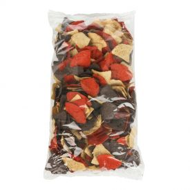 Mission Tri-Color Triangle Tortilla Chips 2lb.