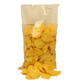 Mission Yellow Round Tortilla Chips 2lb.