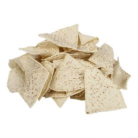 Mission Pre-Cut Un-fried White Chips 4-Cut 30lb.