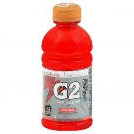 Gatorade G2 Fruit Punch 12oz.
