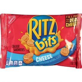 Nabisco Ritz Bits Cheese Crackers - 1oz