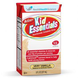 Nestle Boost Kid Essential Nutritional Vanilla Beverage 8.01oz.