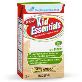 Nestle Boost Kid RTD Nutritional Vanilla Beverage with Fiber 8.01oz.