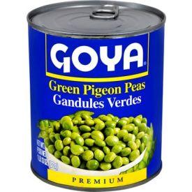 Goya Green Pigeon Peas 29oz.