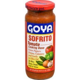 Goya Sofrito 12oz.