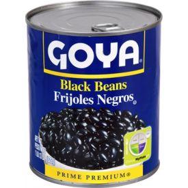 Goya Black Beans 29oz.