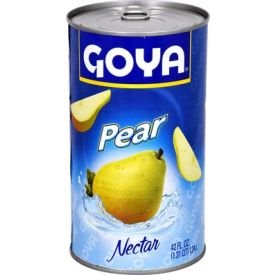 Goya Pear Nectar 42oz.