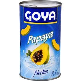 Goya Papaya Nectar 42oz.