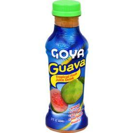 Goya Guava Tropical Beverage 12oz.
