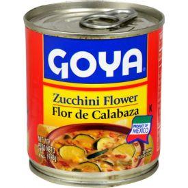 Goya Zucchini Flower 7oz.