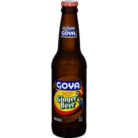 Goya Ginger Beer 12oz.