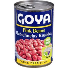 Goya Pink Beans 15.5oz.