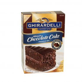 Ghirardelli Ultimate Chocolate Cake Mix 7lb.