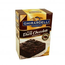 Ghirardelli Double Dark Chocolate Brownie Mix 7.5lb.