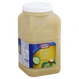 Kraft Sweet Honey Dijon Dressing - 128oz
