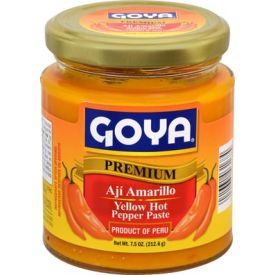 Goya Pasta De Aji Amarillo 7.5oz.
