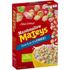 Malt O Meal Marshmallow Mateys Cereal 11.3oz.