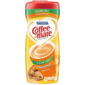 Nestle Coffee-Mate Hazelnut Creamer Sugar-Free Powder 10.2oz.
