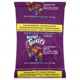 Kool-Aid Grape Berry Splash Drink Mix 21oz.