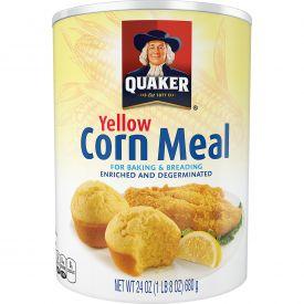Quaker Yellow Cornmeal 1.5lb.
