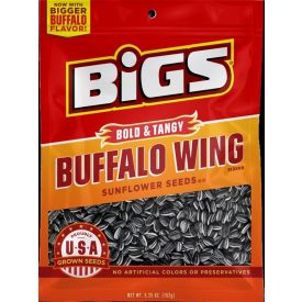BIGS Buffalo Wing Sunflower Seeds - 5.35oz