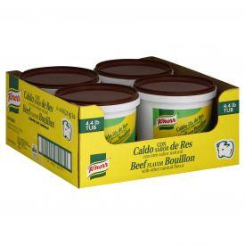 Knorr Beef Bouillon Base - 4.4lb