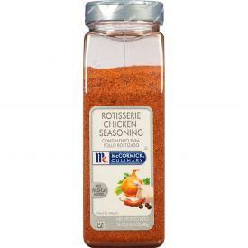 McCormick Rotisserie Chicken Seasoning - 24oz