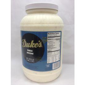 Duke's Ranch Dressing - 128oz