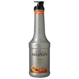 Monin Peach Puree - 33.8oz