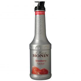 Monin Strawberry Puree - 33.8oz
