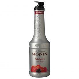 Monin Wildberry Puree -  33.8oz