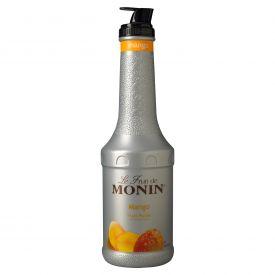 Monin Mango Puree - 33.8oz