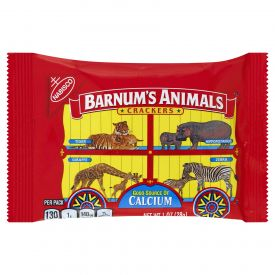 Barnum's Animal Crackers - 1oz