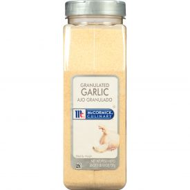 McCormick Granulated Garlic - 21oz