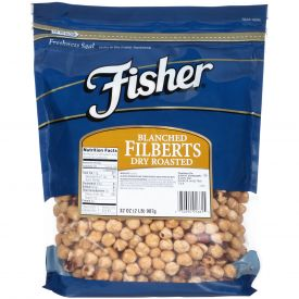 Fisher Whole Blanched Filberts 32oz.