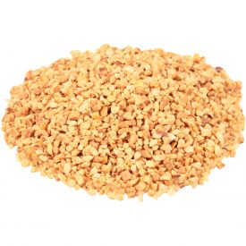 Fisher Dry Roasted Granulated Peanuts 30lb.