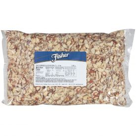 Fisher Sliced Natural Almond 5lb.