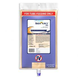 Nestle Isosource 1.5 HN Malnutrition Tube Fed High-Calorie Liquid 33.8oz.