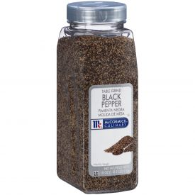 McCormick Black Pepper Table Grind - 18oz