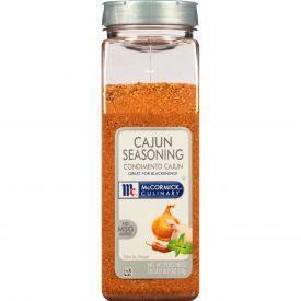 McCormick Cajun Seasoning - 18oz