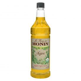 Monin Organic Agave Nectar - 33.8oz