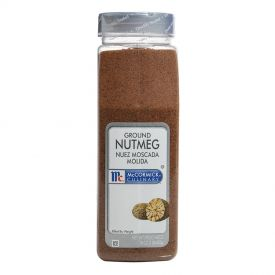 McCormick Ground Nutmeg - 16 oz