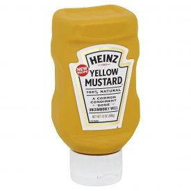 Heinz Yellow Mustard 13oz.