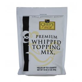 Chef's Finest Whipped Topping 16oz.