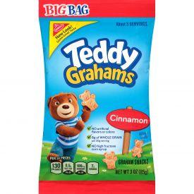 Teddy Grahams Cinnamon Cookies - 3oz